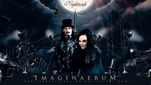 Imaginaerum by Nightwish by MyAlternativeDesign