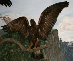MoA Museum 175 Eagle by Falln-Stock