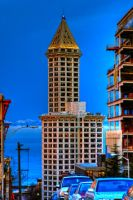 Seattle Phallus by UrbanRural-Photo