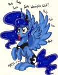 Puppy Luna by newyorkx3