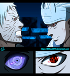 Naruto 675 - Left eye by EMIxxiiSAN