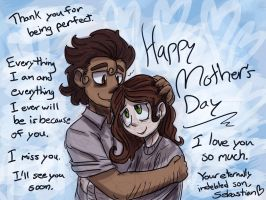Mother's Day 2015 by TheDracoJayProduct