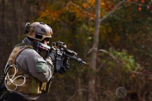 Ballahack Airsoft 11-22-09 : 2 by NewSphoto
