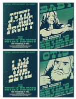Devils Rejects Cards by SamRAW08