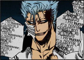 Grimmjow Jeagerjaques by FioreNeve