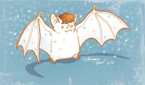 Edward Cullen IS A BAT by GingerOpal