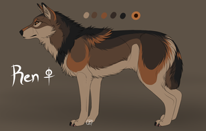 Ren Reference Complete by petrifiedPossum