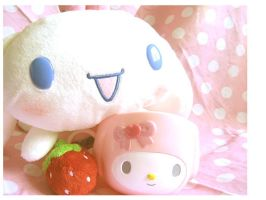 oh my cinnamoroll love by kawainess