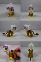 Young Gilda Custom MLP by ChibiSilverWings