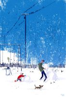 Bright, sharp, cold. by PascalCampion