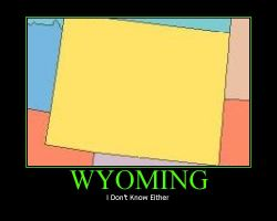 Wyoming by dburn13579