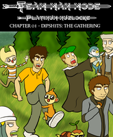 Man Mode chapter 01 - Dipshits: The Gathering by Phandenstein