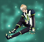 EAT MY SHORTS NOIZ by tea-and-hunni