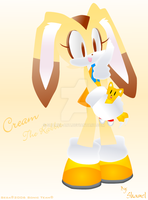 Cream Regalo de Tails by shamel-art