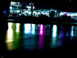 Paderborn at night - Part I by MadPotato