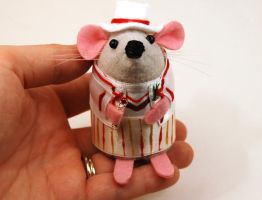 Peter Davison The Doctor Mouse by The-House-of-Mouse