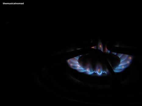 Gas Burner by themusicalnomad