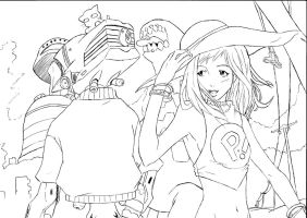 flcl the 2. piccu by Mr-J-Hahn