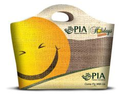 PIA Bag Illustration. by creavity