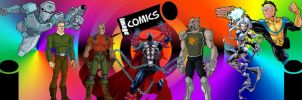 Image Comics Banner by SIDNEYG