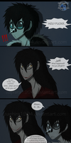 Adventures With Jeff The Killer - PAGE 110 by Sapphiresenthiss