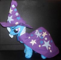 The Great and Powerful Trixie by Sophillia