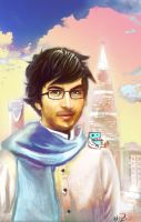 Masameer - Aqeel and pixel by whispers-Dai