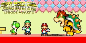 SMB Heroes of the Stars Episode 4 Part 2 by KingAsylus91
