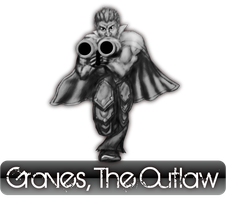 Graves, the Outlaw by massimunex