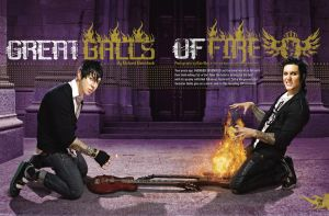 Great balls of fire 8DDDD by HardyMooreonDeathbat