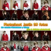 Justin bieber pack photoshoot by luceroval