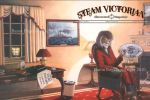 SteamVictorian Cover No2 by Baron-Engel