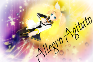 [MMD] Allegro Agitato by Teika-Raggs-Vertrag