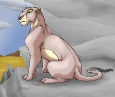 Northern Mountains Lioness Adopt 01 SOLD by peanutchan