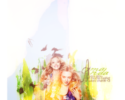 Amanda Seyfried blend by ChantiiGG