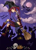 ._Halloween_. by cupcake02