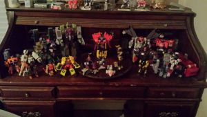 Transformers Colection by JayPrower