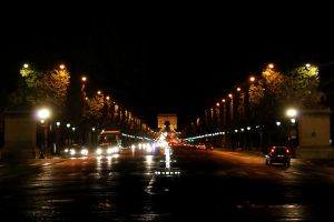 Champs-Elysees by Lady-Vetinari