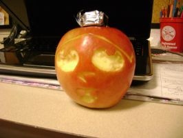 Apple Cody 2011 by ribbonfly