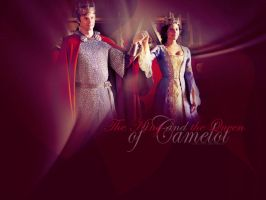 The King and The Queen of Camelot by angie-sg