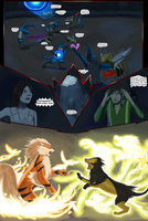 NOCT R8: Vs Luos by Miss-Arcadia
