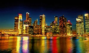 Singapore by montag451