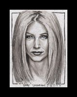 Friends Jennifer Aniston by G-Ship