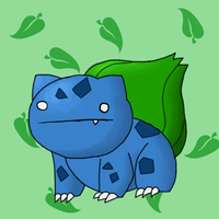 Bulbasaur by Corpse-Pirate
