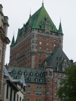 Chateau Frontenac by steveperro