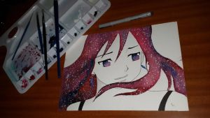 A Scarlet full of stars by xylotto