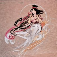 Mucha T-shirt by lidia-art