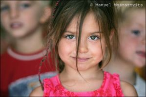 Child photography 1 by meszarov