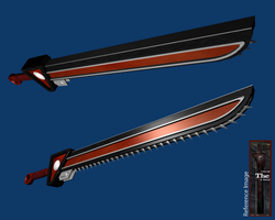 ChainSword by Vylen