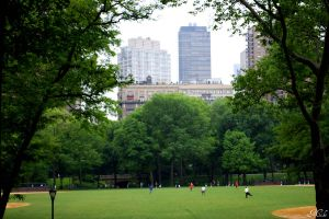 Central Park 2 by Poet515